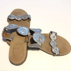 Jack Rogers Lauren sandal Sz 8